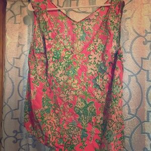 Lilly Pulitzer tank